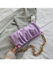 Τσάντα - κώδ. B42 - μωβ