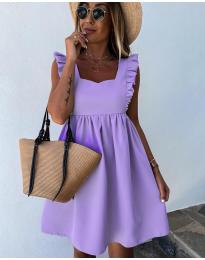 Φόρεμα - κώδ. 818 - μωβ