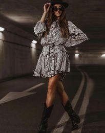 Φόρεμα - κώδ. 3974 - πολύχρωμο