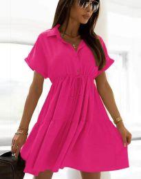 Φόρεμα - κώδ. 6292 - φουξια