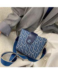Τσάντα - κώδ. B116 - μπλε