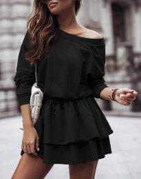 Φόρεμα - κώδ. 0525 - μαύρο