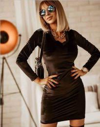 Φόρεμα - κώδ. 4161 - 1 - μαύρο