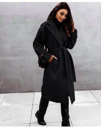 Παλτό - κώδ. 410 - μαύρο
