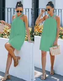 Φόρεμα - κώδ. 9103 - μέντα