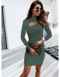 Φόρεμα - κώδ. 883 - χακί
