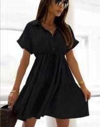Φόρεμα - κώδ. 6292 - μαύρο