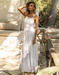 Φόρεμα - κώδ. 2991 - λευκό