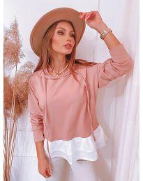 Μπλούζα - κώδ. 3898 - ροζ