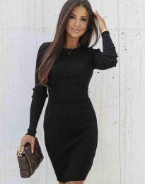 Φόρεμα - κώδ. 0891 - μαύρο