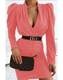 Φόρεμα - κώδ. 953 - κοραλί