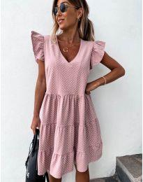 Φόρεμα - κώδ. 211 - ροζ