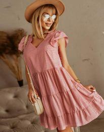 Φόρεμα - κώδ. 6224 - φουξια