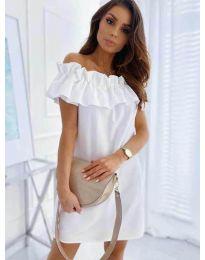 Φόρεμα - κώδ. 133 - λευκό