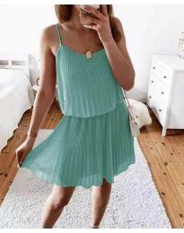 Φόρεμα - κώδ. 8596 - μέντα