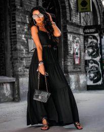 Φόρεμα - κώδ. 2301 - 2 - μαύρο