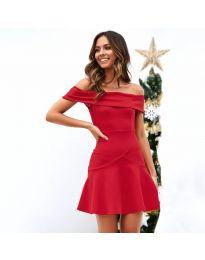 Φόρεμα - κώδ. 611 - κόκκινο
