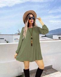 Φόρεμα - κώδ. 1430 - πράσινο