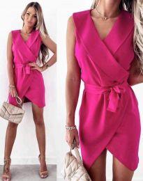 Φόρεμα - κώδ. 7793 - φουξια