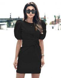 Φόρεμα - κώδ. 9438 - μαύρο