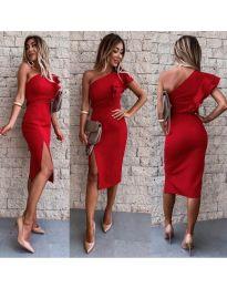 Φόρεμα - κώδ. 745 - κόκκινο