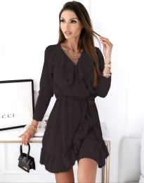 Φόρεμα - κώδ. 0578 - 1 - μαύρο