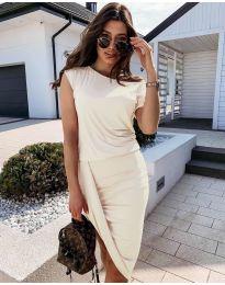 Φόρεμα - κώδ. 138 - μπεζ