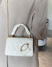 Τσάντα - κώδ. B445 - λευκό
