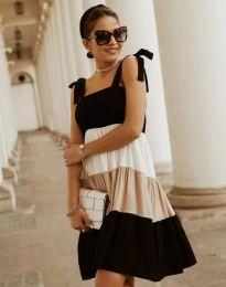 Φόρεμα - κώδ. 11922 - μαύρο