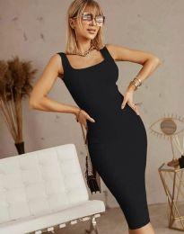 Φόρεμα - κώδ. 5965 - μαύρο
