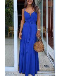 Φόρεμα - κώδ. 2050 - σκούρο μπλε