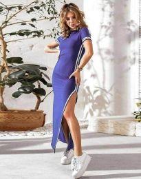 Φόρεμα - κώδ. 0715 - 3 - μωβ