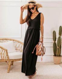Φόρεμα - κώδ. 5261 - 1 - μαύρο