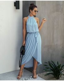 Φόρεμα - κώδ. 100 - γαλάζιο