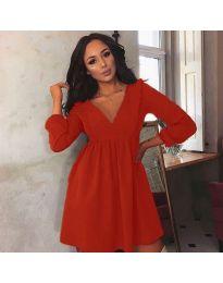 Φόρεμα - κώδ. 0588 - κόκκινο