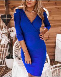 Φόρεμα - κώδ. 956 - μπλε