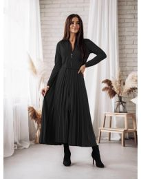Φόρεμα - κώδ. 1544 - μαύρο