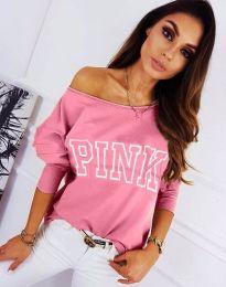 Μπλούζα - κώδ. 11743 - ροζ