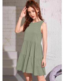 Φόρεμα - κώδ. 4471 - χακί
