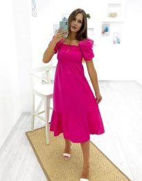 Φόρεμα - κώδ. 3283 - 4 - φουξια