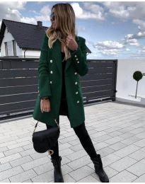 Παλτό - κώδ. 189 - πράσινο