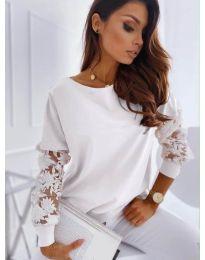 Μπλούζα - κώδ. 4426 - λευκό