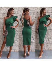 Φόρεμα - κώδ. 745 - πράσινο