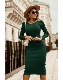 Φόρεμα - κώδ. 8485 - χακί
