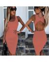 Φόρεμα - κώδ. 692 - ροζ