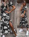 Φόρεμα - κώδ. 6212 - μαύρο